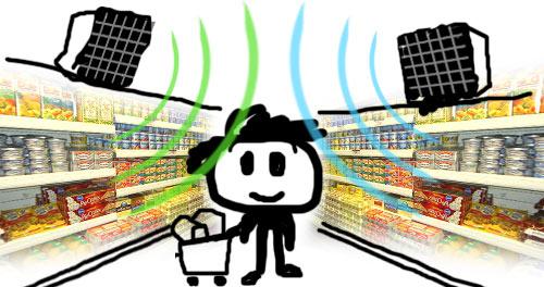 neural advertising image