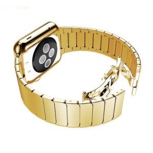 photo gold strap